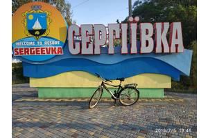 Прокат велосипедов курорт Сергеевка Одесская область