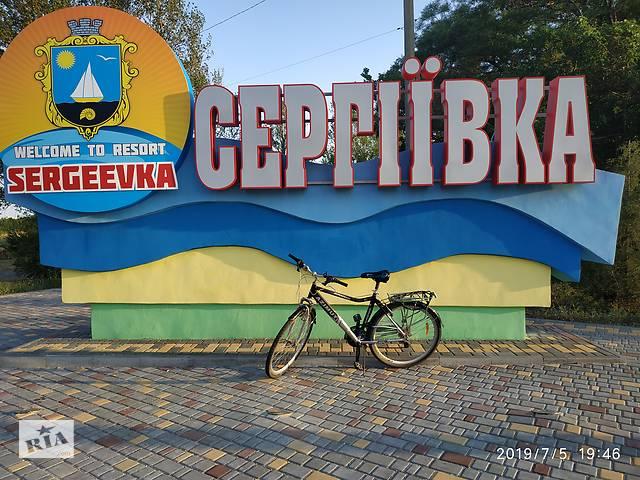 Прокат велосипедов курорт Сергеевка Одесская область- объявление о продаже   в Украине