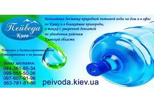 Доставка воды в офис и на дом. Киев.