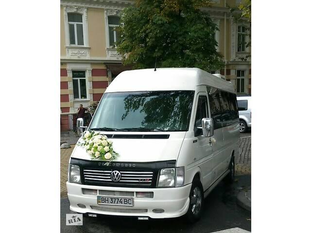продам Заказ микроавтобуса, аренда микроавтобуса на свадьбу Черноморск (Ильичевск), Одесса бу в Одесской области