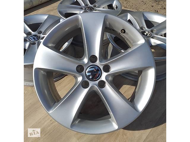 продам Б/в Диски VW R17 5x112 6.5j ET39 Octavia Passat CC B6 B7 Touran Yeti Golf бу в Львові