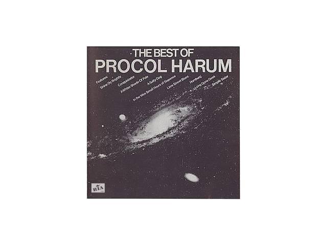 бу Procol Harum = LP+LP в Киеве
