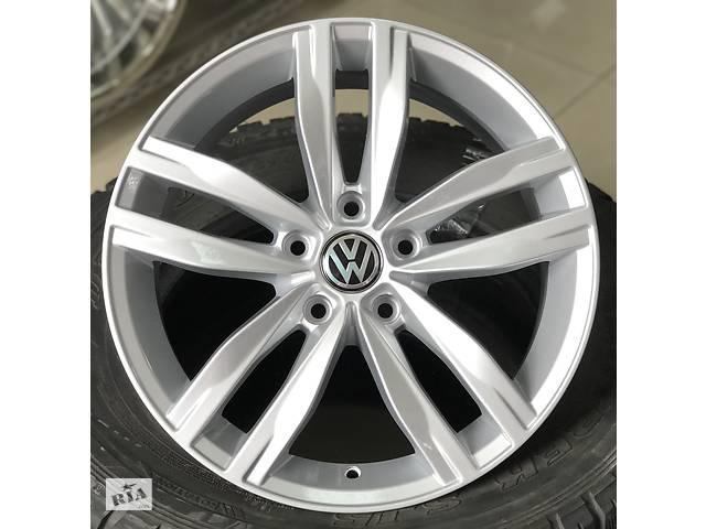 бу Новые оригинальные литые диски R17 5-112 на Volkswagen Passat, СС, Scirocco, Goolf 5-7,R, Tiguan в Харькове