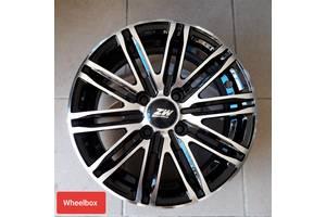Диск ZW 3303 BP R15 4x100 Kia, Hyundai, Opel, Nissan, Renault