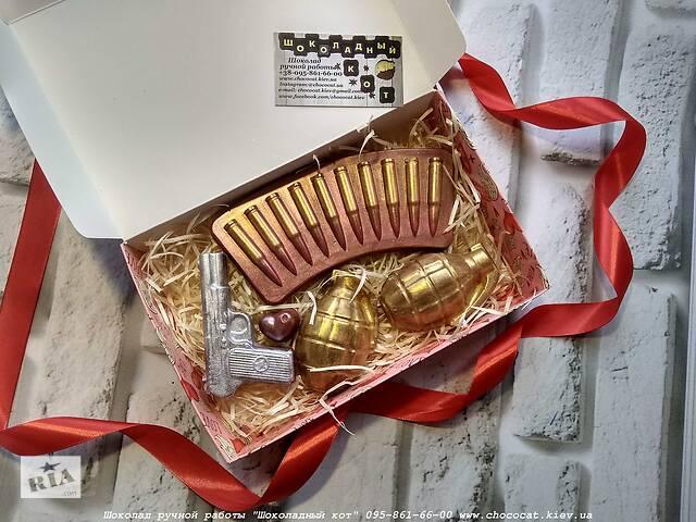 купить бу Шоколадный подарок мужчине  в Киеве