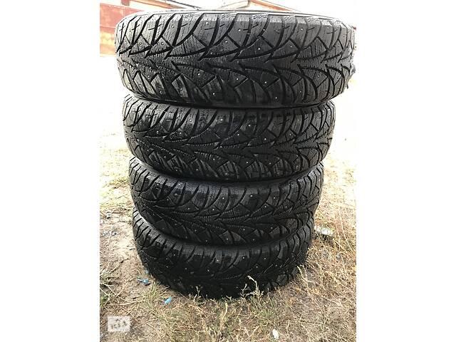 купить бу Зимняя резина Rosava SnowGard 185/65 R15 88T в Ахтырке
