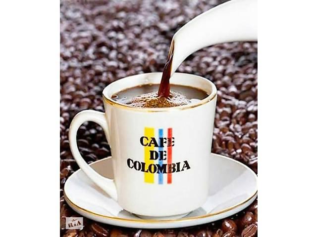 Кофе растворимый Колумбия Арабика 100% купить оптом кофе сублимированный- объявление о продаже  в Киеве