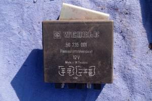 Реле свічоки пломеньової для Iveco 35\12 1994рв на ивеко 1990-1999г все опции мотора фірмиWEHRLE\germany\