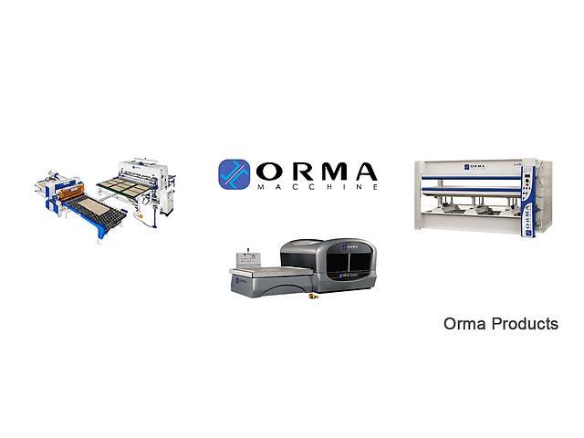 бу Пресс для изготовления гнуто-клееных деталей Orma PFS 80 HF в Киеве