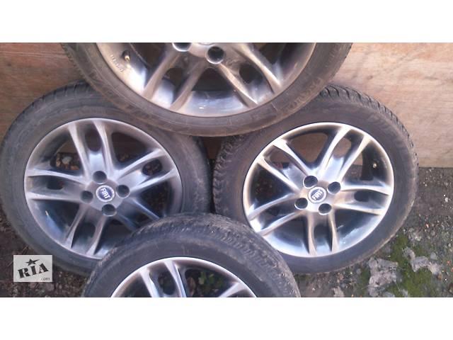 бу Б/у диски с шиной для Fiat,Ваз р15 4 /98 в Виннице