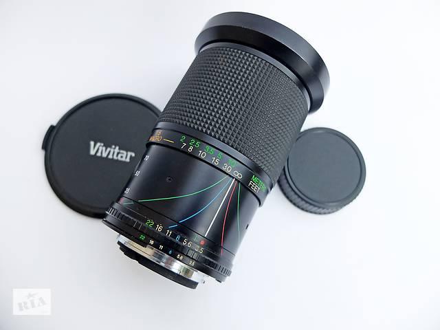 купить бу Vivitar 28-105/3.5-4.5 Nikon Ai-S в Киеве