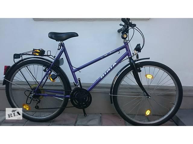 """продам Велосипед 26"""" Biria бу в Бучаче"""