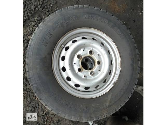 бу Диск металический, металевий колісний 5.5 R15; 6 R16 Mercedes Sprinter 903 2.2 2.7 Volkswagen LT 2.5 в Ровно