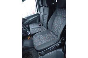 Сидіння переднє водійське сидіння водія Mercedes Vito (Viano) Мерседес Віто (Віано) V639