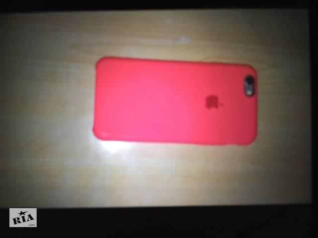 Бу телефон Apple 6s- объявление о продаже  в Тячеве