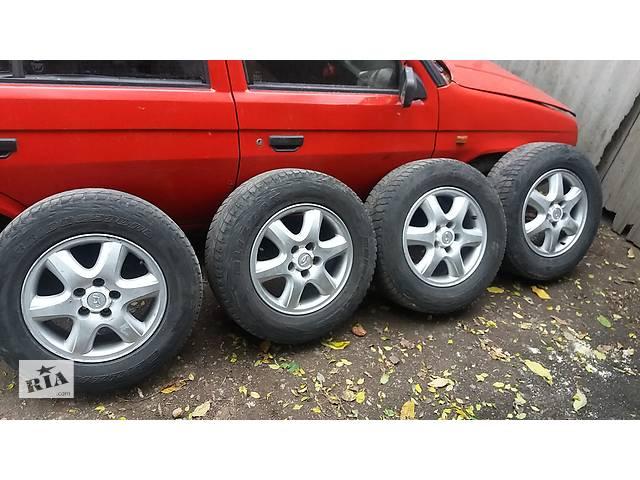 продам 4*100 ет 38 R15 можна ВАЗ Б/у колеса и шины (Общее) для Renault 2016 бу в Черкассах