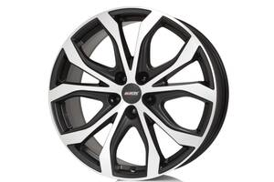 Alutec W10 8x18 5x150 ET51 DIA110.1 RB (Toyota, Lexus)
