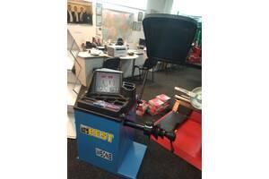 Балансировочный станок стенд полуавтомат Best W60NB