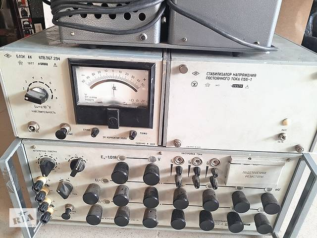 бу Куплю дорого! Электрооборудование, измерительный инструмент в Киеве