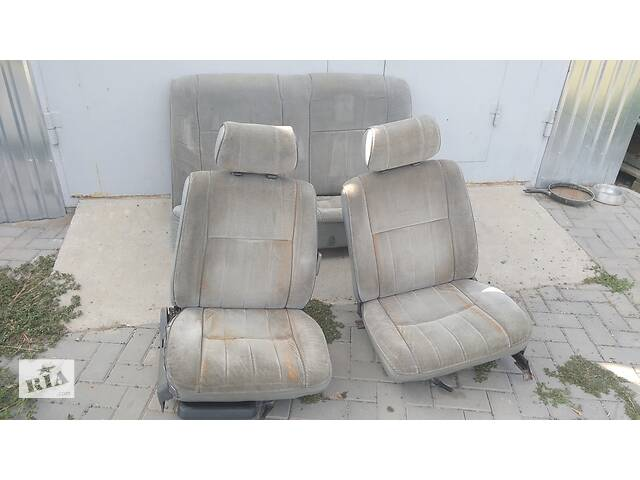 Б/у сиденье для Nissan Sunny кузов НВ11- объявление о продаже  в Умани