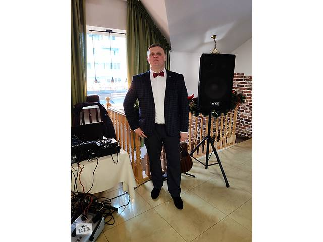 продам Ведущий-вокалист, диджей(dj), музыкальное оформление - Борис Федорченко бу в Киевской области