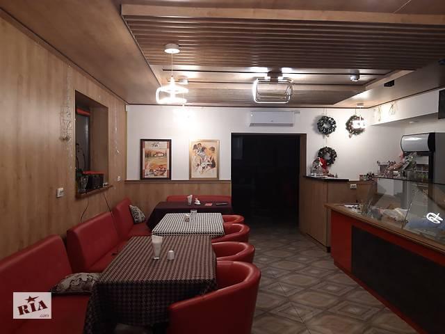 бу Продается действующее кафе-бистро семейного типа. в Киевской области