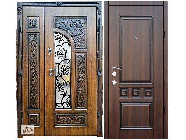 продам Вхідні двері для квартир та будинків бу в Киеве