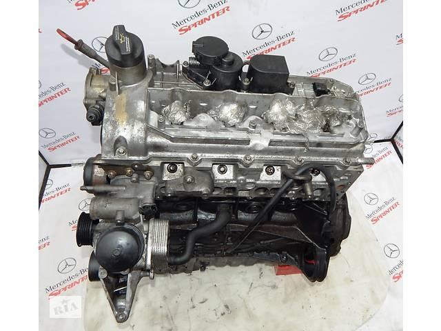 бу Двигун двигун Мотор 2.2 OM 646 Bi-turbo Mercedes Sprinter W 906 Спринтер в Рівному