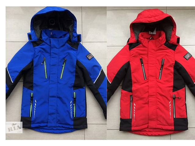 продам Куртки парки демісезонні 140-164 см  3 кольори бу в Харкові