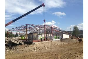 Реконструкция и строительство складов, зернохранилищ, коровник, свинарников, цехов