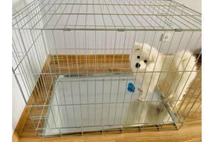 Металлическая клетка переноска вольер манеж для собак №5, 92х63х70h