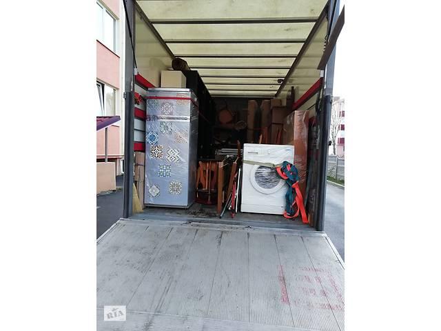 купить бу Перевозка мебели Грузоперевозки Вантажнi перевезення Грузове таксi  в Украине