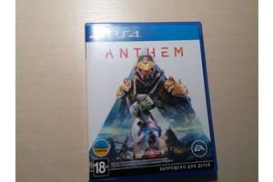 Гра SONY Anthem [PS4, Russian subtitles]  Тип - Екшн (Action), платформа - PS4, тип носія - Blu-ray диск,