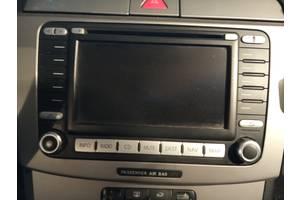Б/у автомагнитолы Volkswagen Passat B6 B7 Golf