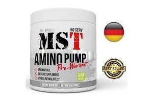 Предтренировочник NO MST Amino Pump (300 g unflavored)