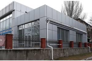 Строительство магазина. Доставка и монтаж по всей Украине под ключ.