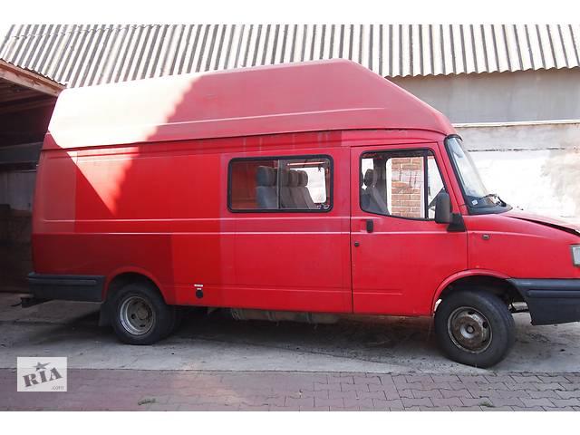 Кузов комплектный для LDV Convoy 2002рв кузов, украинская регистрация, не битый цена 30000гр комплектный цвет красный- объявление о продаже  в Черновцах