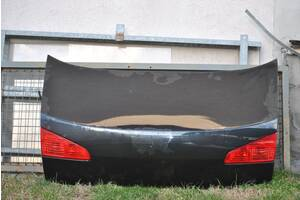 Peugeot 607 Крышка багажника