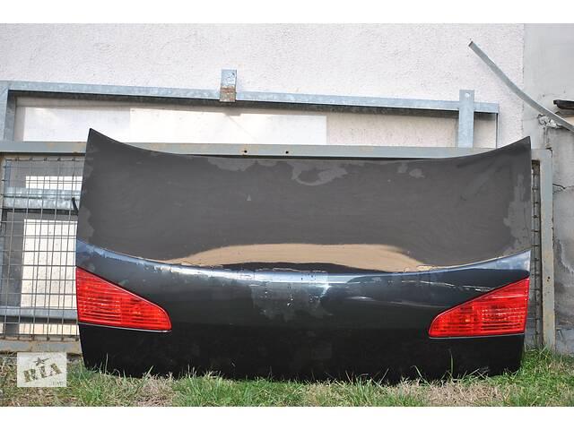 Peugeot 607 Крышка багажника- объявление о продаже  в Самборі