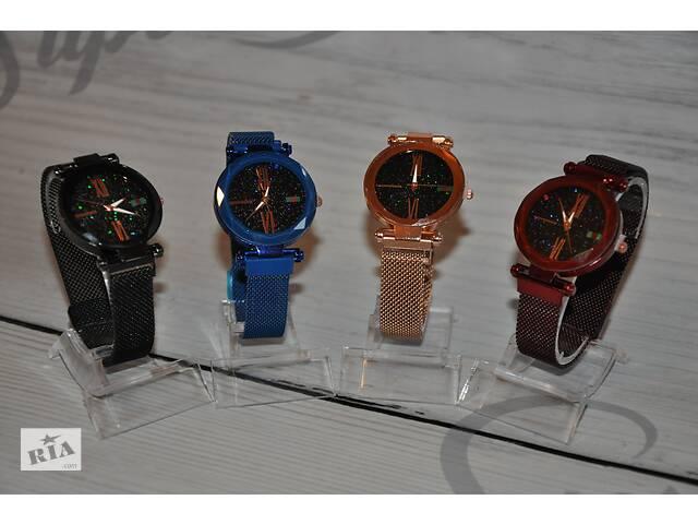 купить бу Женские часы Starry sky watch, часы  на магнитной застежке. ХИТ СЕЗОНА!!! в Киеве