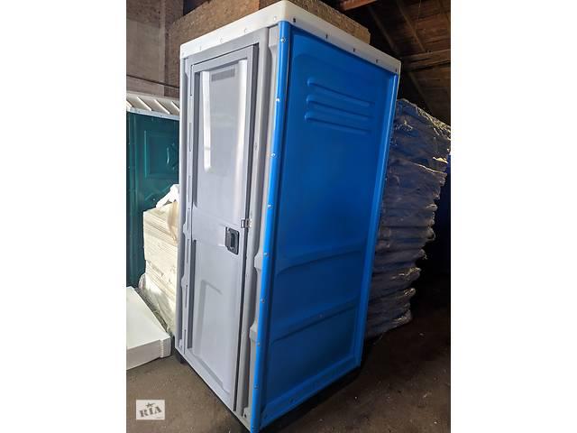 бу Біотуалет вулична кабіна Люкс посиленої міцності в Вінниці