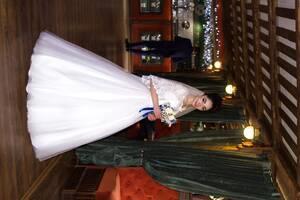 Продам свадебное платье!)
