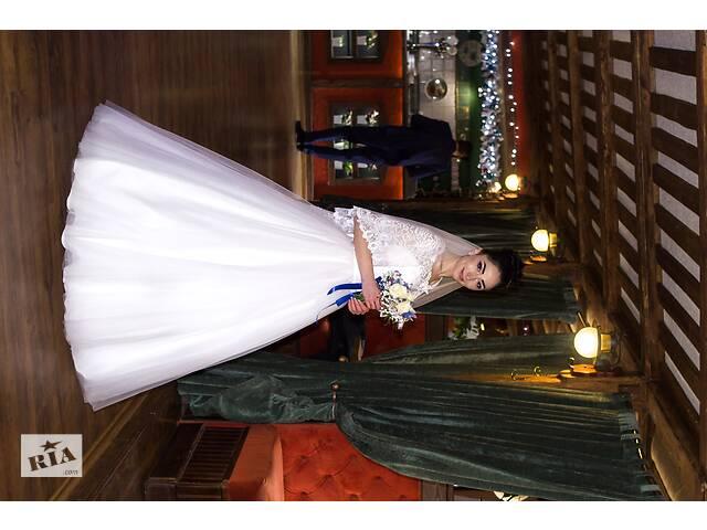 Продам свадебное платье!)- объявление о продаже  в Токмаке