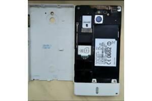 Sony Xperia Sola MT27i White, на восстановление или запчасти, оригинал
