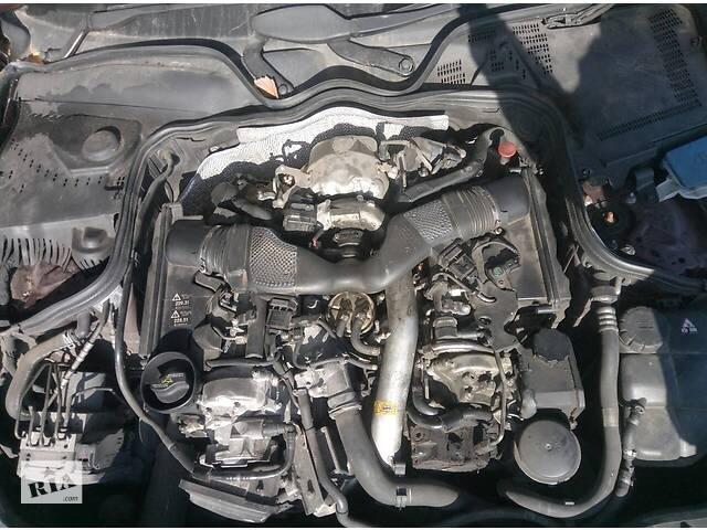 купить бу Двигатель OM642.920 3,0 CDI Mercedes W211 02-09 в Харькове