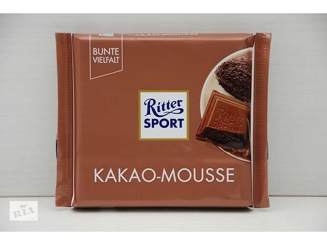 продам Оригинальный шоколад Ritter Sport (Германия) 100g бу в Ровно