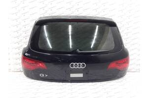 Б/у кришка багажника для Audi Q7 2006-2009