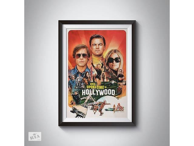продам Постеры фильмов Тарантино (Однажды в Голливуде, Чтиво, Убить Билла, Бешеные псы, Бесславные Ублюдки, 8-ка) бу в Львове