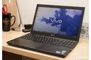 """Sony VAIO SVS1511V9R 15,5"""" ips(1920x1080) core i7 nvidia 2gb"""