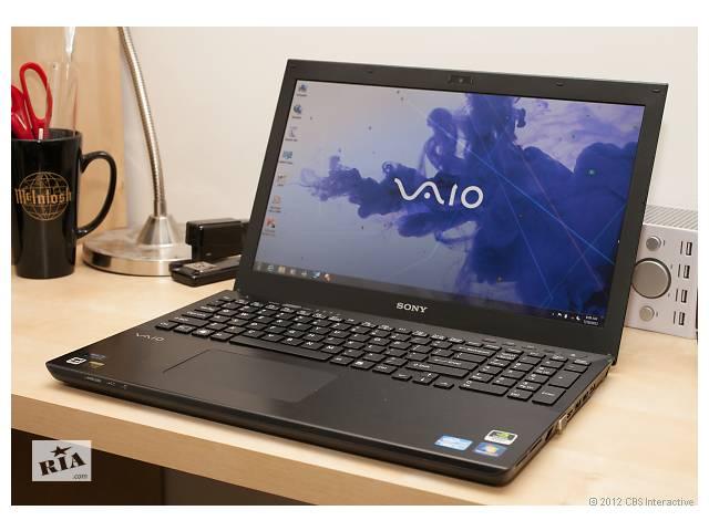 """Sony VAIO SVS1511V9R 15,5"""" ips(1920x1080) core i7 nvidia 2gb- объявление о продаже  в Харькове"""